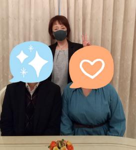 祝!ご卒業💛成婚退会の日