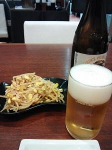 孤独の晩餐