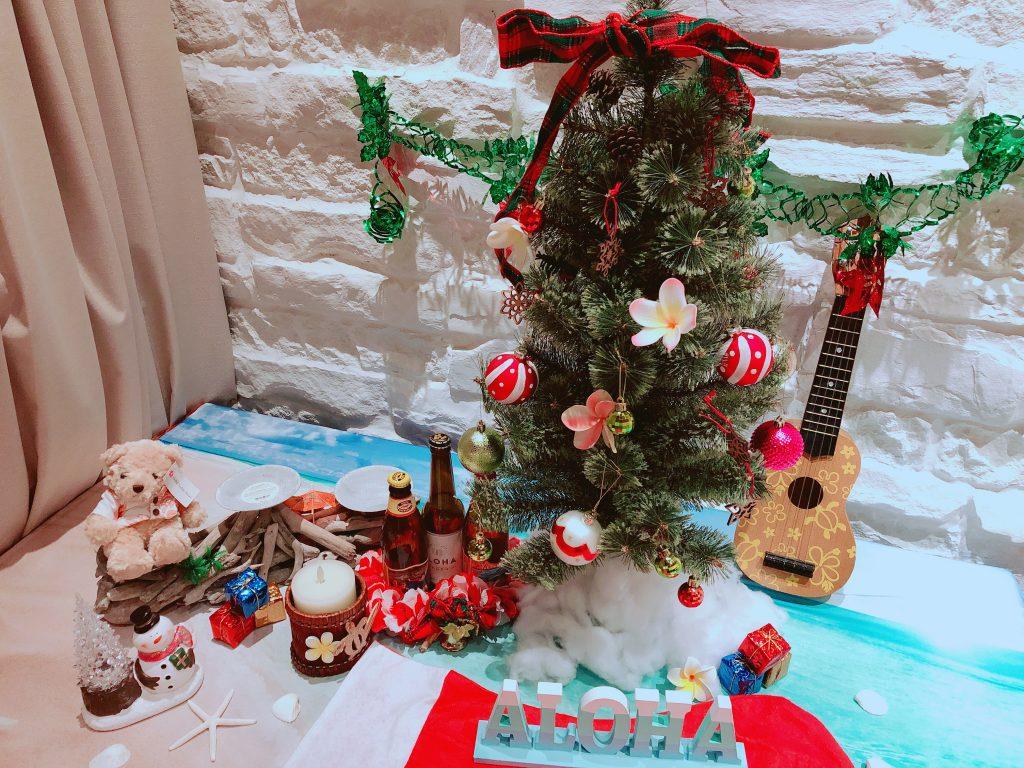 クリスマス会に