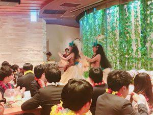 ハワイアンフラショー☆彡