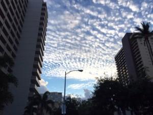 Hawaiiのお空