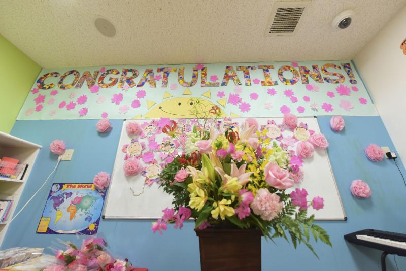 Graduation Ceremony!!