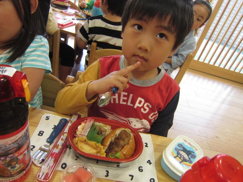 Sunrise School Lunch!!!