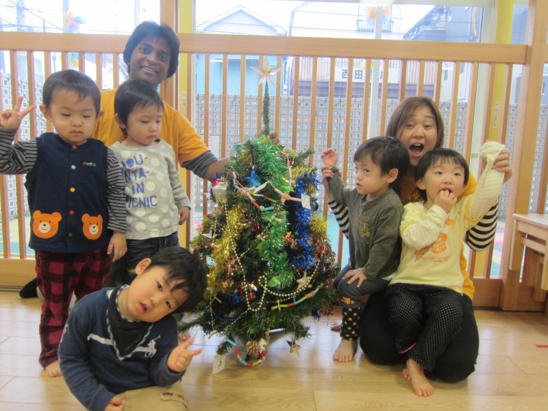 Decorate the Tree!!!☆