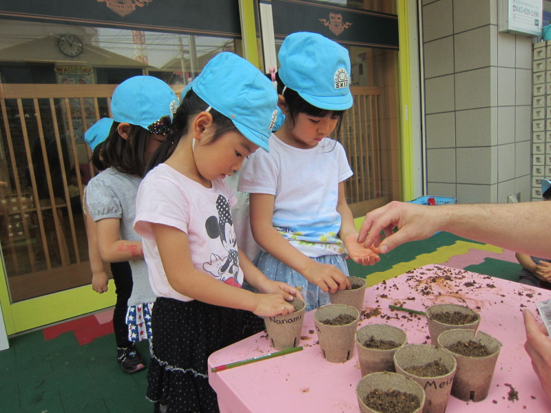 Planting!!