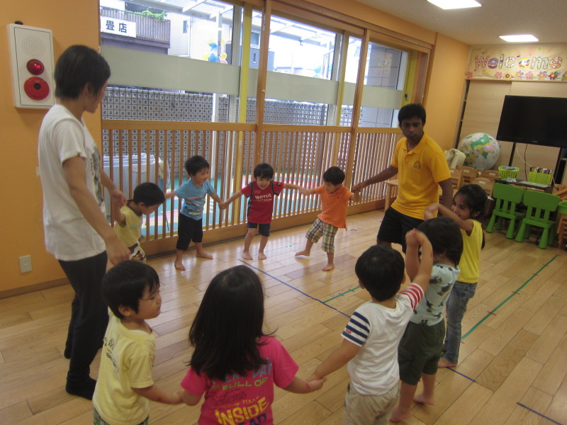 Dance lesson!!