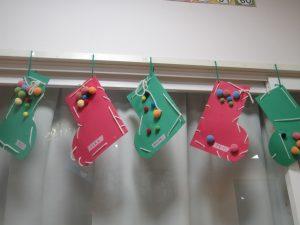 Christmas craft & Christmas party!!!!