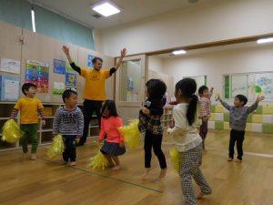 お楽しみ会の練習ヾ(=^▽^=)ノ