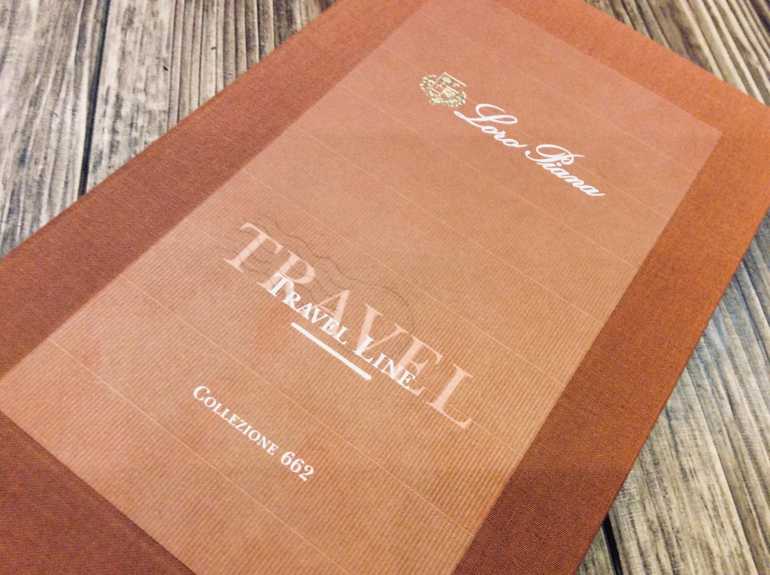 トラベルライン ブック