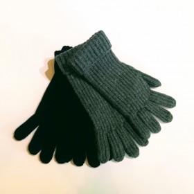 カシミア専業メーカーの暖かくて軽い手袋の入荷。