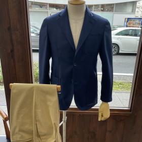 新たな装い ① 〜 Jacket Style 〜