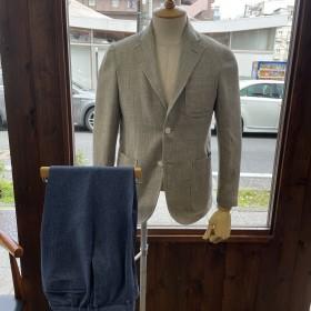 新たな装い ② 〜 Jacket Style 〜